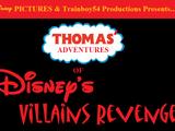 Thomas' Adventures of Disney's Villains Revenge/Transcript