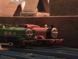 Thomas and April Fools Day