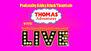 T'AWS&A LIVE! Title Card