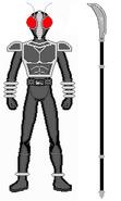Kamen Rider Darkhopper by neoxxx666