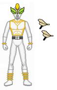 Kamen Rider Lightdrake by neoxxx666