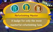 Refurbishing Master