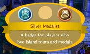 Silver Medalist