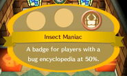 Insect Maniac