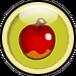 Apple button