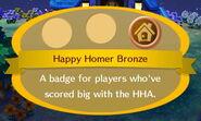 Happy Homer Bronze