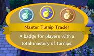 Master Turnip Trader