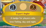 Expert Angler
