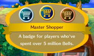 Master Shopper