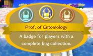 Prof. of Entomology