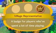 Village Representative