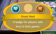 Great Host