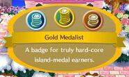Gold Medalist