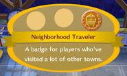 Neighborhood Traveler