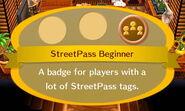 StreetPass Beginner