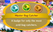 Master Bug Catcher