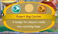 Expert Bug Catcher