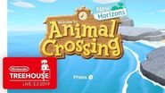 Animal Crossing- New Horizons Gameplay - Nintendo Treehouse- Live - E3 2019