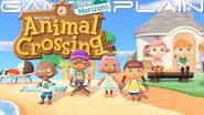 Animal Crossing- New Horizons - Overview Trailer (Nintendo Direct 9.4