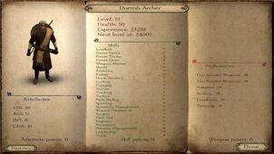 Dornish Archer ACOK 6.2