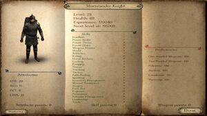 Stormlander Knight ACOK 6.2
