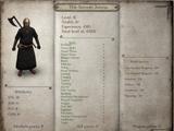 Elite Norvoshi Axeman