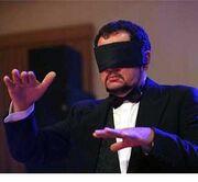 Rúben de Oliveira, ilusionista e hipnotizador