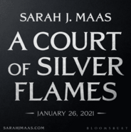 A Court of Silver Flames Title reveal