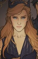 Feyre ACOWAR by Charlie Bowater