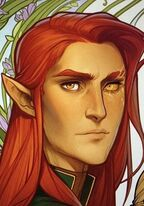 Lucien by Charlie Bowater