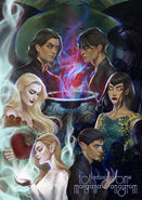 The Inner Circle by Salome Totladze