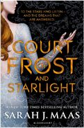 A Court of Frost and Starlight - UK Cover