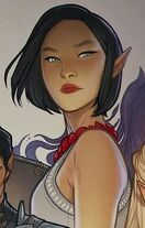 Amren by Charlie Bowater