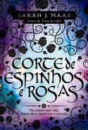 A Court of Thorns and Roses - Portuguese