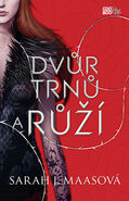 A Court of Thorns and Roses - Czech Cover