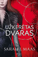 A Court of Thorns and Roses - Lithuanian