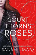 A Court of Thorns and Roses - UK Cover