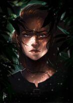 Feyre Cursebreaker by JoPainter