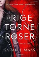 A Court of Thorns and Roses - Danish