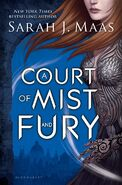 A Court of Mist and Fury - Cover