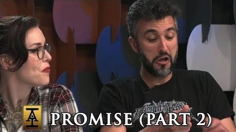 """Promise, Part 2 - S2 E13 - Acquisitions Inc The """"C"""" Team"""