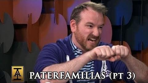 """Paterfamilias, Part 3 - S1 E29 - Acquisitions Inc The """"C"""" Team"""