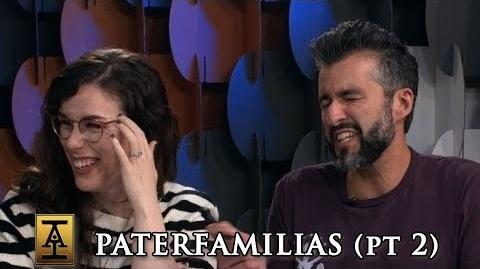 """Paterfamilias, Part 2 - S1 E28 - Acquisitions Inc The """"C"""" Team"""