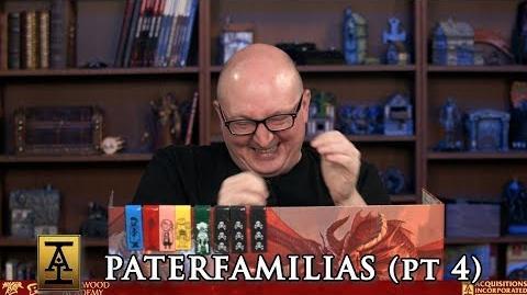 """Paterfamilias, Part 4 - S1 E30 - Acquisitions Inc The """"C"""" Team"""
