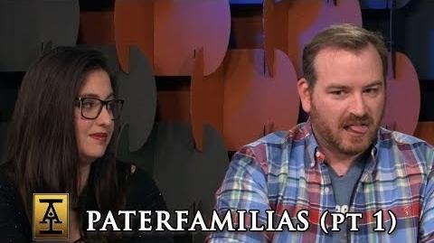 """Paterfamilias, Part 1 - S1 E27 - Acquisitions Inc The """"C"""" Team"""