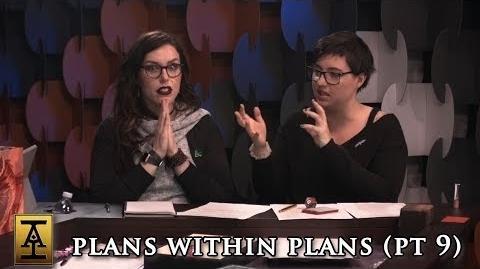 """Plans Within Plans, Part 9 - S2 E10 - Acquisitions Inc The """"C"""" Team"""