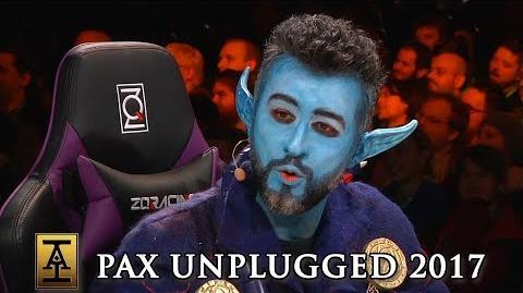 "Acq Inc The ""C"" Team Live - PAX Unplugged 2017"