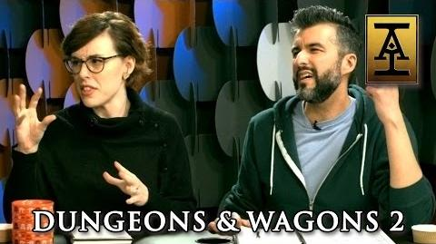 """Dungeons and Wagons, Part 2 - S1 E5 - Acquisitions Inc The """"C"""" Team"""