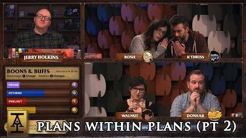 """Plans Within Plans, Part 2 - S2 E03 - Acquisitions Inc The """"C"""" Team"""