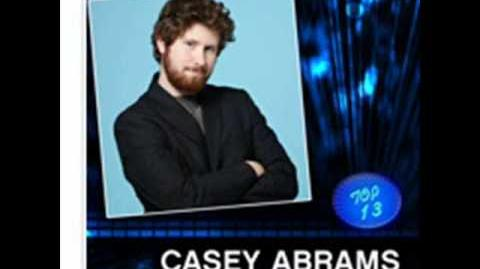 Casey Abrams - With A Little Help From My Friends ( Studio Recording )